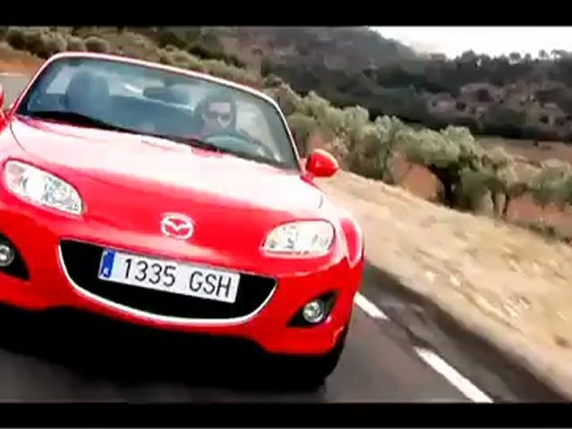 ¿Mazda MX-5 o Can-Am Spyder?