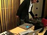 """AlgoRythmiK """"Jump for Swing"""" live pour OUVERT LA NUIT"""