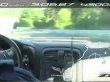 El Corvette ZR1, al asalto de Nürburgring