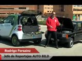 Smart Electric Drive vs Seat Panda 40