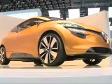 Renault R-Space Concept: el futuro Scenic