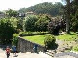 Parque de Les Conserveres en Candás. Asturias
