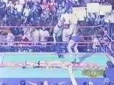 Jeff Jarrett vs Ric Flair for WCW Title at Nitro