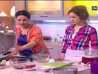 cuisine libanaise houmous choumicha 2012 kebbé feta