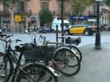 Bicicletas y carriles bici en Barcelona, Cataluña