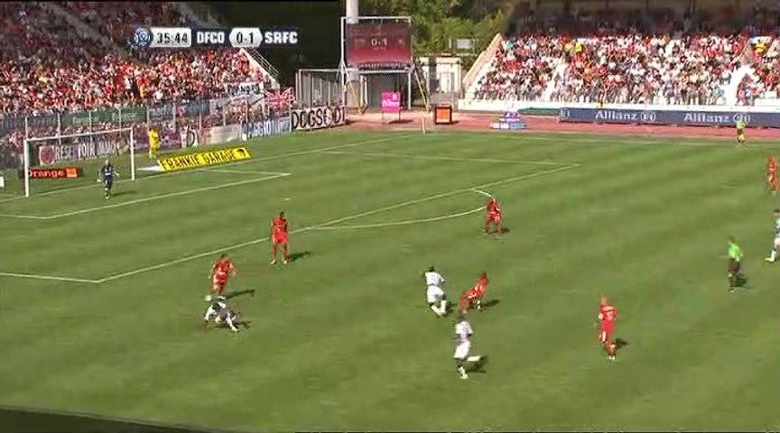 07/08/11 : Julien Féret (36') : Dijon - Rennes (1-5)