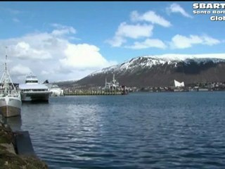 Clinton Visits Norway Støre to Tromsø Global News Video