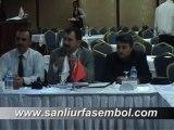 TÜMSİAD Doğu Ve Güneydoğu Anadolu Bölgesi Toplantısı Urfa'da yapıldı.
