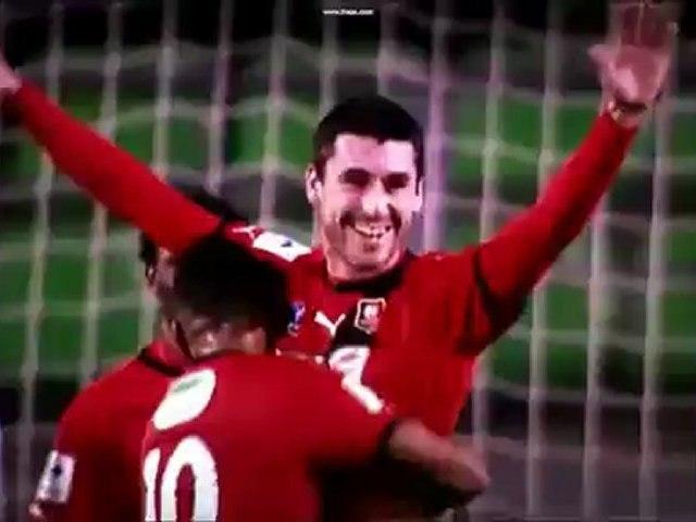 07/01/12 : Julien Féret (26') : Rennes - Nancy (3-0)