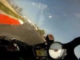Roulage Moto au Vigeant - Avec Titi et Frédo se ramène