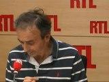 """Eric Zemmour : """"Hollande et les Législatives : en parler, jamais ; y penser, toujours"""""""