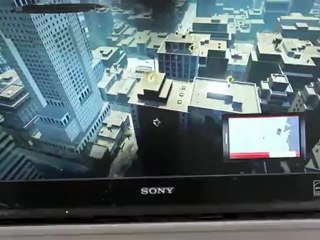Aerial gameplay de The Amazing Spider-Man