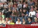 Volley : L'équipe de France prépare les JO à Lille