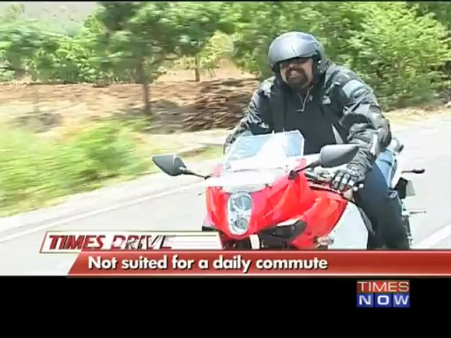 TIMES DRIVE – Test ride: Hyosung GT25OR