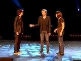 La tournée du Trio!!