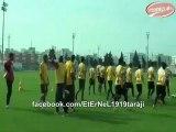 Première séance d'entrainements de l'EST avec Nabil Maaloul