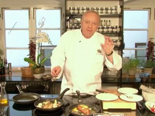 Alfons Schuhbeck kocht für Sie verschiedene Gewürzbuttervarianten