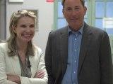 Valérie SACHS 2012 avec Antoine Mauss (Suppléant)