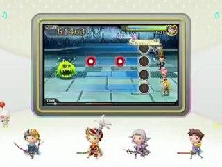 Trailer E3 2012 de Theatrhythm Final Fantasy
