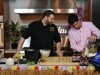 Foodies of New England Episode 9--Al Maykel of EVO Dining