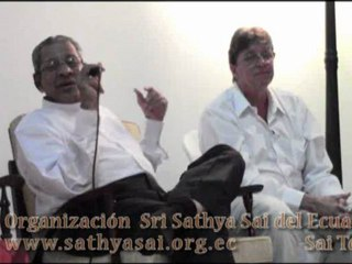 Satsang con devotos en el Edif Fontaine 28MAY2012 - 3