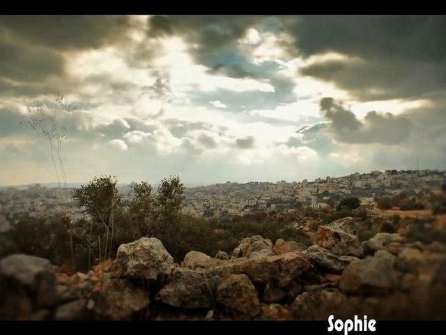 Magique Jérusalem et un poème - Magical  Jerusalem and a poem    -   LeSCINTILLA