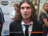 Geoff Keighley, Justine Ezarik, Daniel Kayser, Katie-Interview Guy's Choice Awards 2012