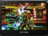 Street Fighter X Tekken PS Vita : E3 2012 gameplay Trailer