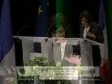 52e Congrès de l'Unapei : Marie-Arlette CARLOTTI, Ministre déléguée chargée des personnes handicapées.