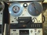 Akai X-360 Reel to Reel Tape Recorder
