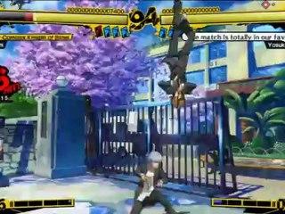 E3 Trailer de Persona 4 Arena