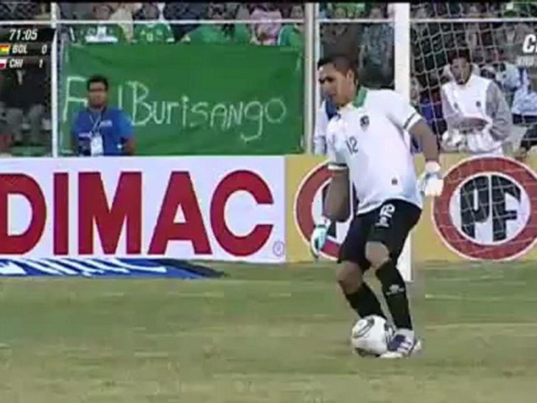 www.soccer-football.ru | 2 Боливия - Чили