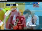Россия U21 - Англия 2 тайм