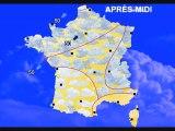 Météo 6 juin 2012: Averses, orages et fraîcheur !