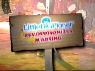 LittleBigPlanet Karting - Tráiler E3