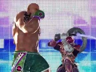Tekken Tag Tournament 2 - Tráiler E3