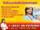 Escuelas de Enfermeria Miami-Hialeah-Kendall-Homestead-Miami