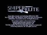 First Level - Test - Sniper Elite - Playstation 2