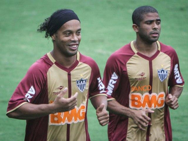 Ronaldinho régale déjà l'Atlético-MG !