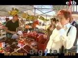 Vendedores callejeros en Objetivo Euskadi