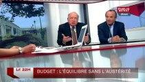 LE 22H,Invités : Michel Fréchet et Etienne Gernelle