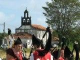 ROMERÍA de la Virgen de LOS REMEDIOS Quimarán - Guimarán. Asturias