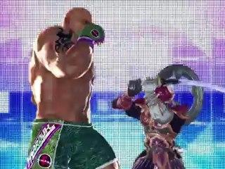 E3 Trailer de Tekken Tag Tournament 2