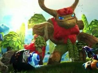 Trailer E3 2012 de Skylanders Giants