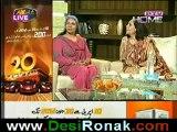 Morning with Juggun on PTV - 6th June 2012 - Pakistani Show