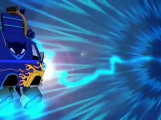 E3 Trailer de Sly Cooper : Thieves in Time