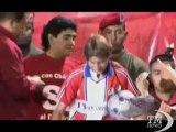 Maradona e il Fisco: debito ridotto da 40 a 34,2 milioni. Il legale del Pibe de oro: vittoria a metà, andremo in appello