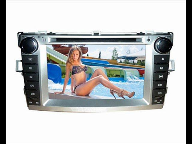 Toyota DVD Player, Toyota DVD Navigation, Toyota Radio DVD