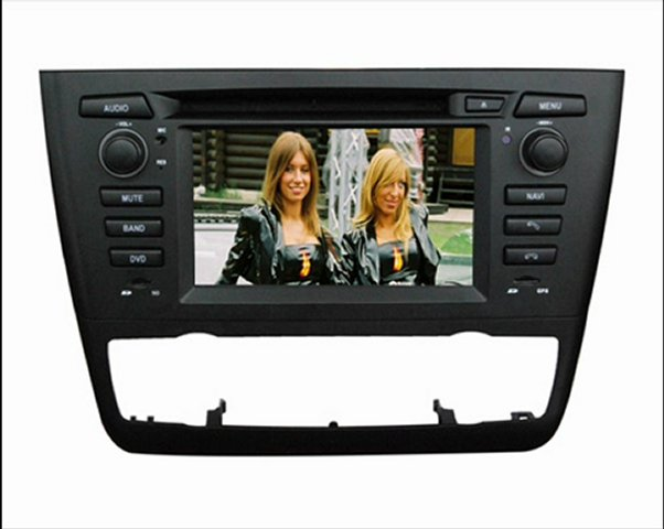 BMW DVD Player, BMW DVD Navigation, BMW Radio DVD