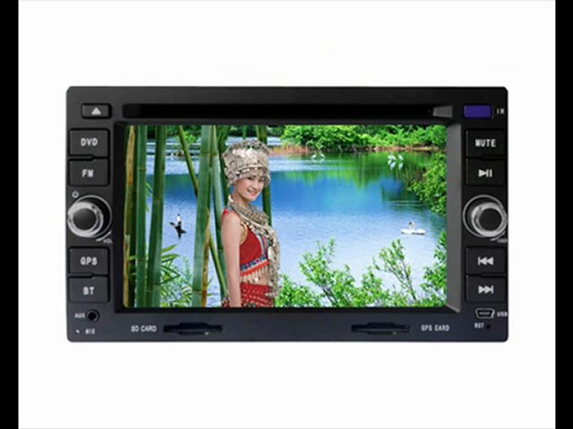 Honda DVD Navigation, Honda DVD Player, Honda Radio DVD GPS